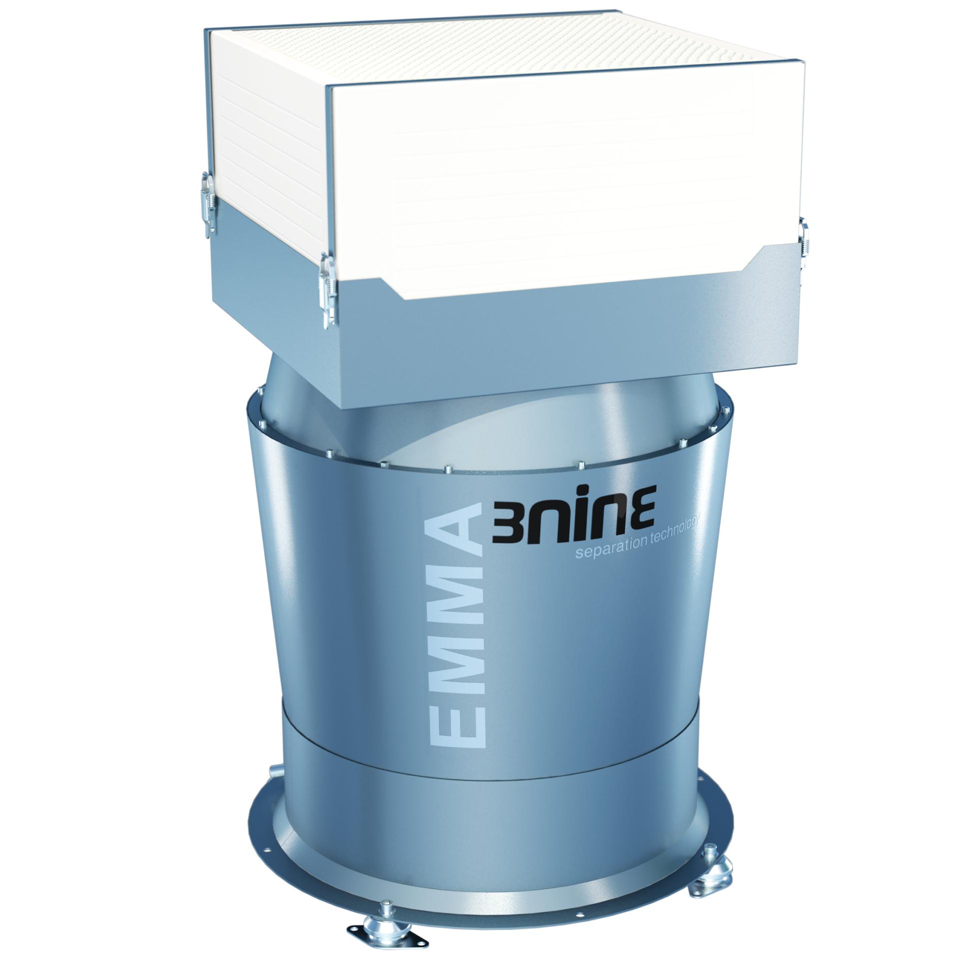 Emma 2500 est le plus gros épurateur de la gamme 3nine BLUE LINE