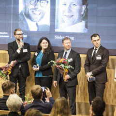 3nine parmi les cinq finalistes des Smart-industry Awards
